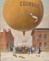 Balon Courbiere