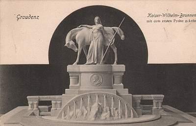 Fontanna Cesarza Wilhelma I