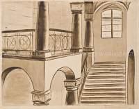 Grudziądz - Hol w Gmachu Seminarium Nauczycielskiego