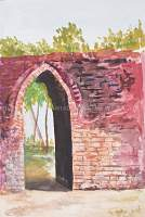 Grudziądz - fragment zamku