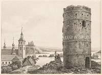 Wieża zamkowa w Grudziądzu